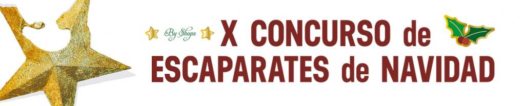 X Concurso Escaparates de Navidad