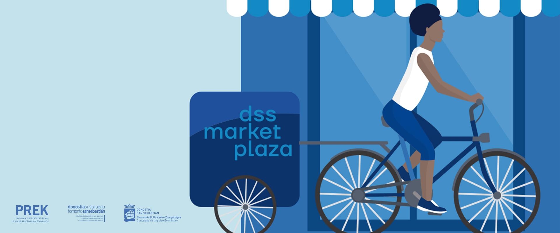 Donostia Market Plaza