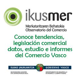 Ikusmer Observatorio del Comercio Gobierno Vasco