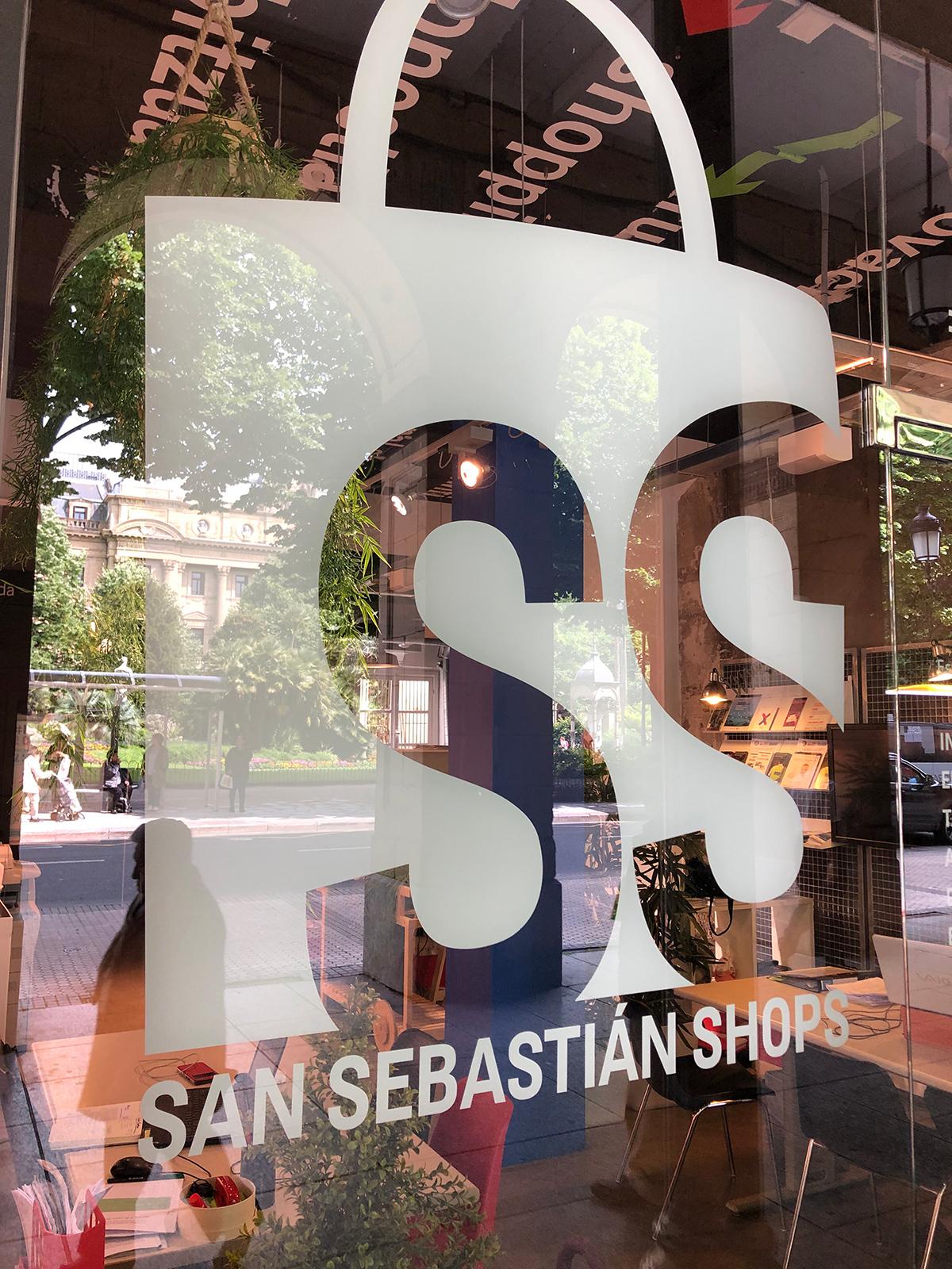 San Sebastián Shops